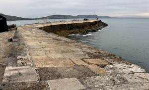 Jurassic Coast - Lyme Regis Harbour 2 - The Cobb