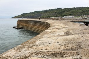 Jurassic Coast - Lyme Regis Harbour 3 - The Cobb