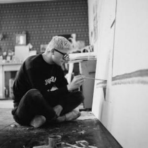 David Hockney (c) The Telegraph