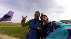 BSqB - Skydiving in Chatteris with North London Skydiving 6
