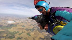 BSqB - Skydiving in Chatteris with North London Skydiving 42