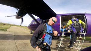 BSqB - Skydiving in Chatteris with North London Skydiving 9