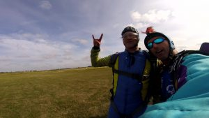 BSqB - Skydiving in Chatteris with North London Skydiving 66